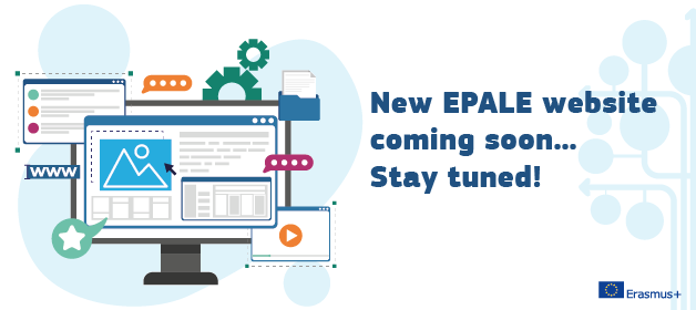 Stay tuned: the new website will be launched soon!