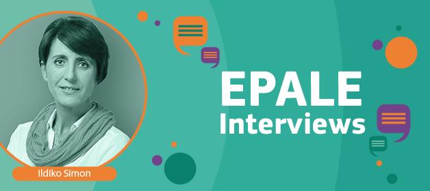 EPALE interview Ildiko