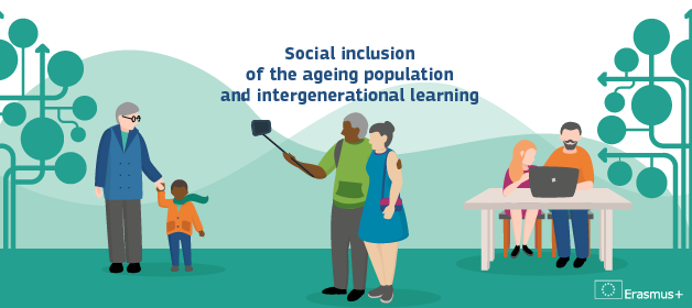 EPALE focus: Social inclusion of the ageing population and intergenerational learning