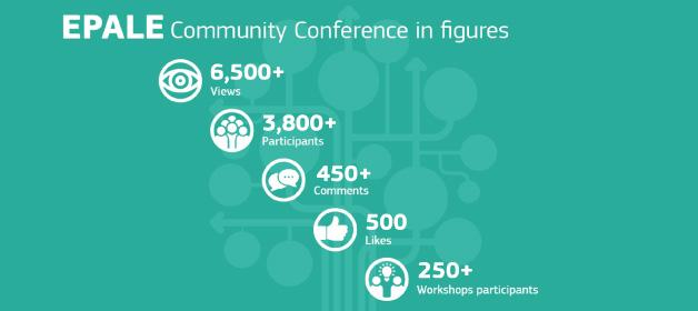 EPALE Community Conference - How it went