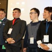 Jaunuolių dienos centro paslaugų gavėjai dalyvauja tarptautiniame projekte
