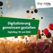 visual des Digitaltags (c) Deutscher Digitaltag 2020