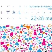 Under All Digital Week finns det flera föreläsningar och andra programpunkter att ta del av.