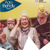 Age-friendly Belfast   Making life better, together: Belfast Strategic Partnership