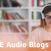 Mit Audio-Blogs EPALE hören statt lesen