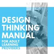 Design Thinking Handbuch Titelblatt