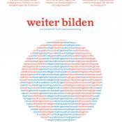 Das Bild zeigt das Cover der Zeitschrift weiterbilden, Ausgabe Nachhaltigkeit.