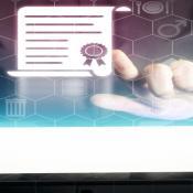 Digital learning certificate