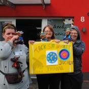 Gruppe Arche Noah aus Bimbach Gemeinde Großenlüder zu Besuch in Schweden