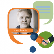 EPALE interviews Anne Tastula