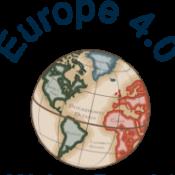 Logo Erasmus+ Projekt Europe 4.0