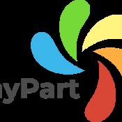Logo zum EU-Projekt myPart