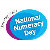 13th May 2020 is National Numeracy Day