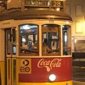 Tramvajus Portugalijoje