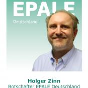 EPALE Botschafter Holger Zinn