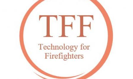 Logo du projet Technology for Firefighters