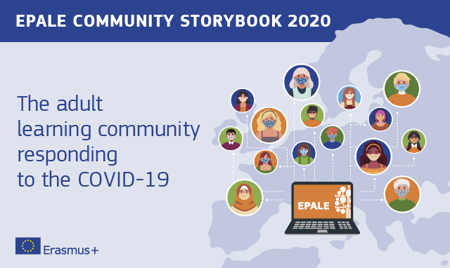 The EPALE Community Storybook 2020 is out!