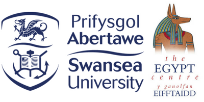 Swansea University & Egypt Centre logo