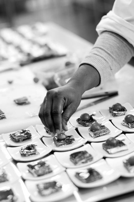 « LA TABLE DE CANA GENNEVILLIERS LA QUALITÉ AU SERVICE DE L'INSERTION »