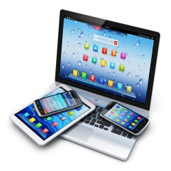 Range of technological devices