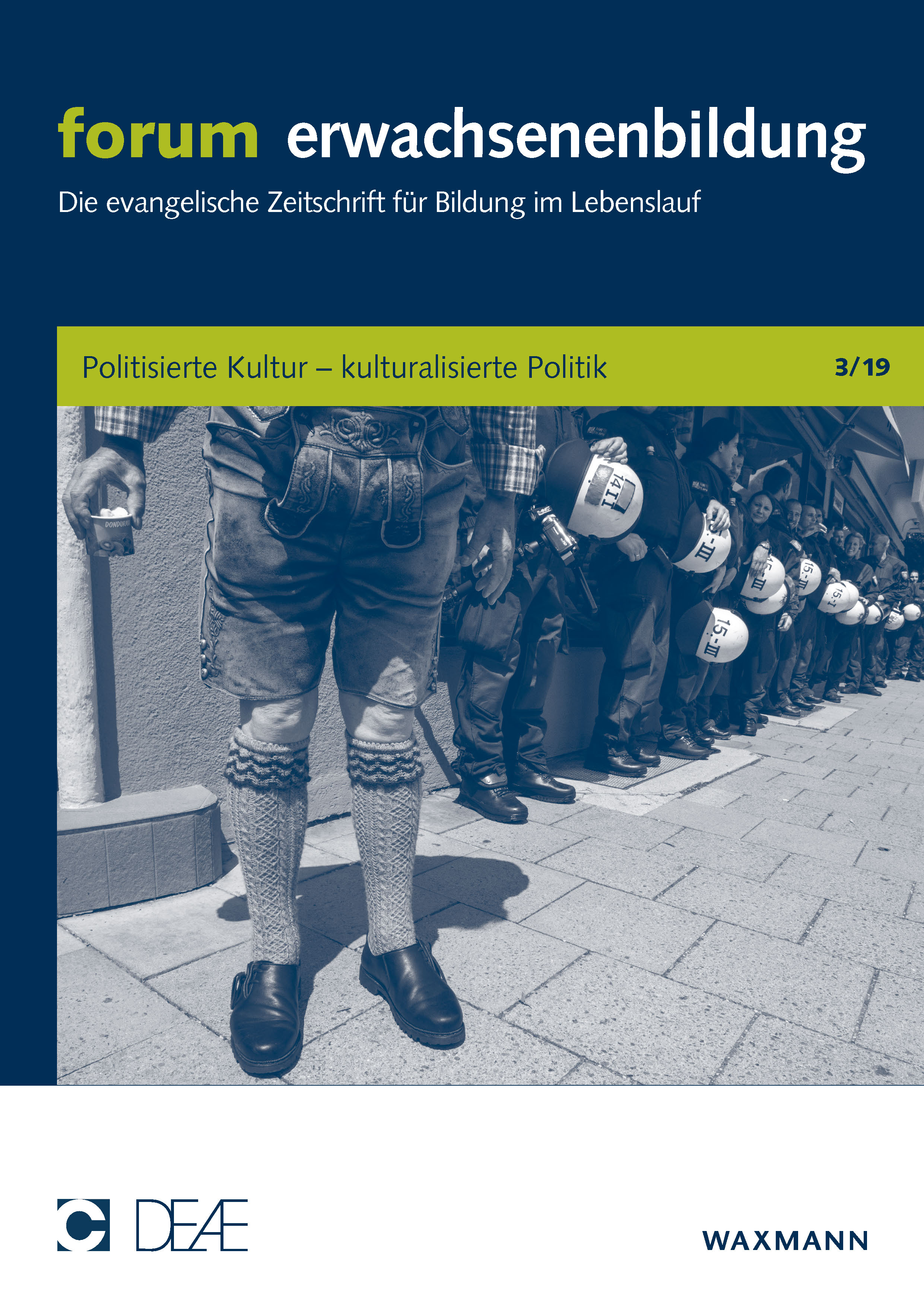 forum erwachsenenbildung: Politisierte Kultur - kulturalisierte Politik