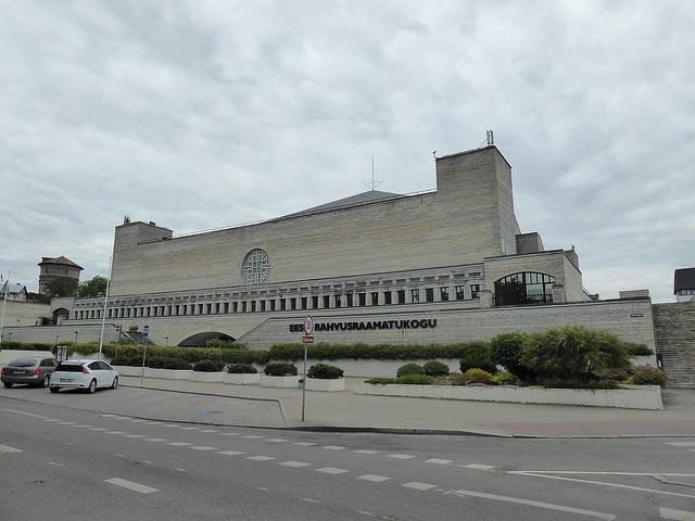 Estnische Nationalbibliothek EPALE Alternative Lernorte