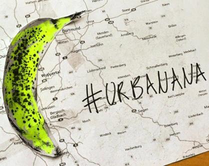 Wenn einer eine Reise tut - #urbanana