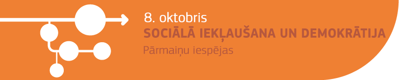 8 October Social Inclusion and Democracy: Opportunities for change