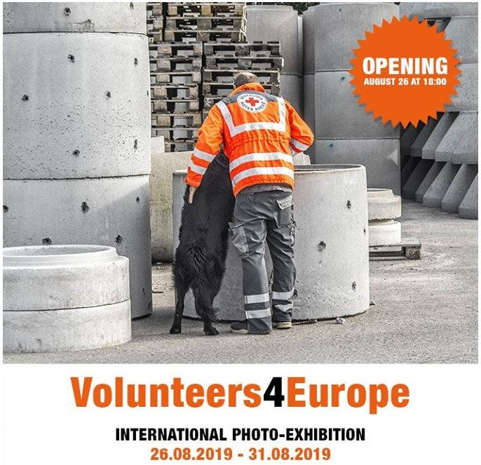 Volunteers4Europeexhibition