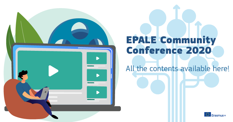 EPALE Community Conference 2020 - All the content available here!