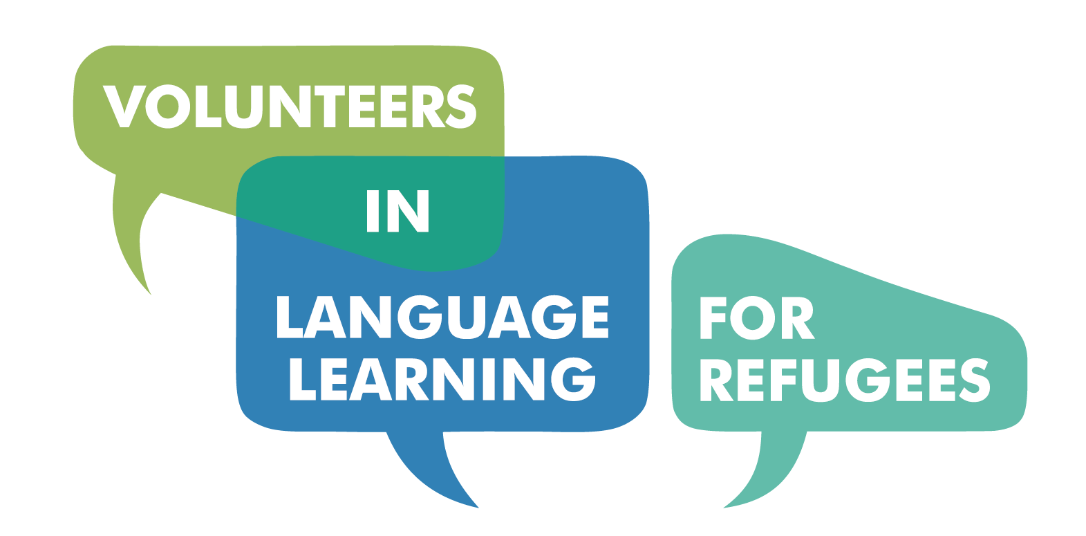 Volunteers in Language Learning for Refugees logo