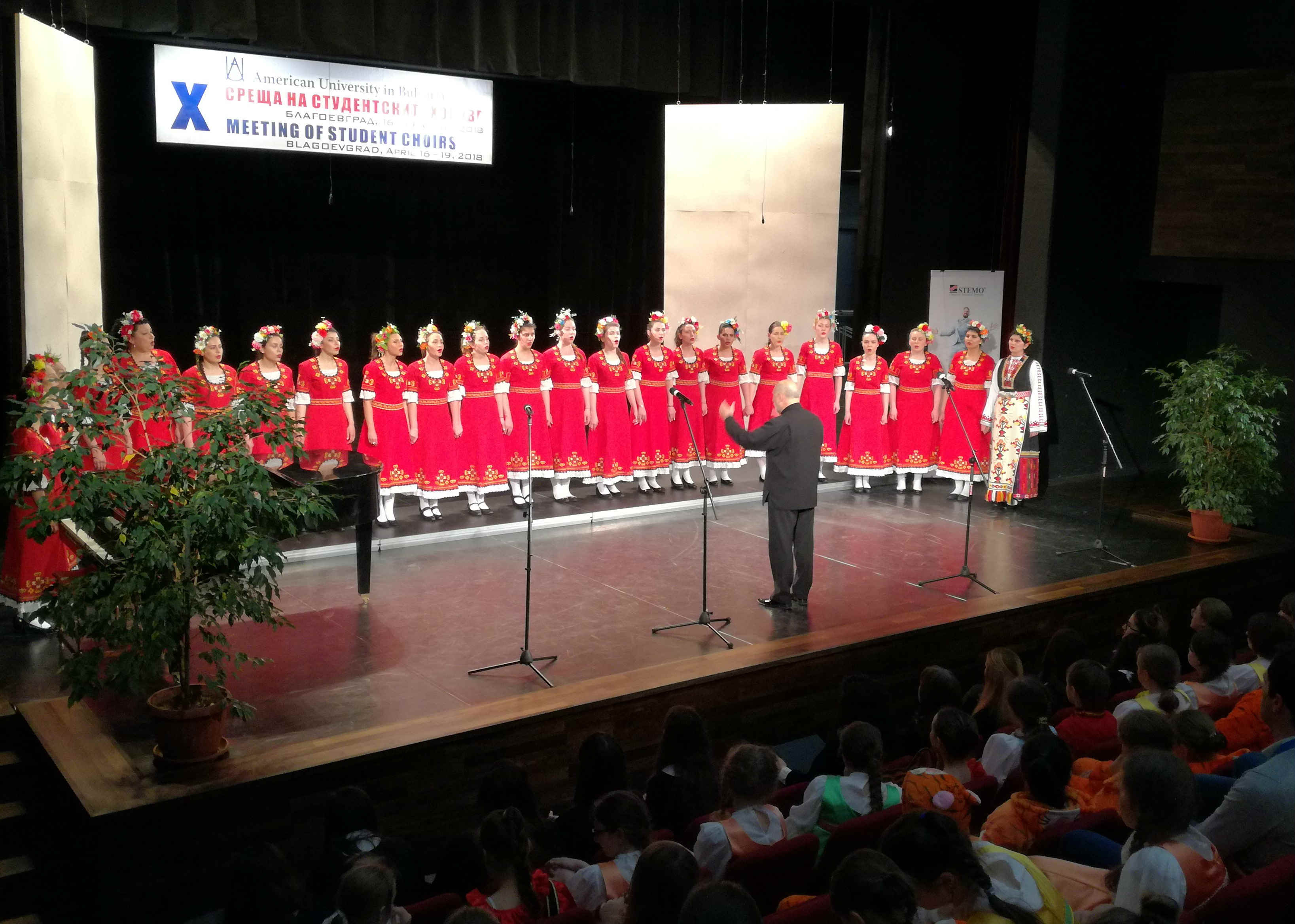 Meeting of Student Choirs